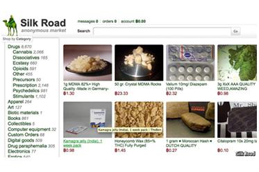 אתר הסמים ברשת האפלה הדארקנט נסגר ומפיל את מחיר הביטקוין